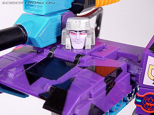 This is Megatron before he was on Michael Bay