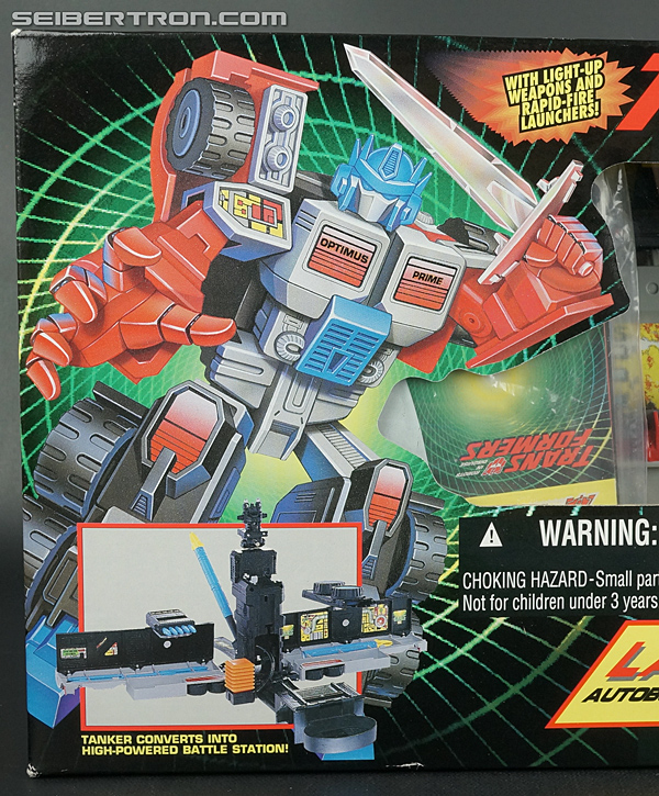 Transformers Generation 2 Laser Optimus Prime (Battle Convoy) (Image #3 of 123)
