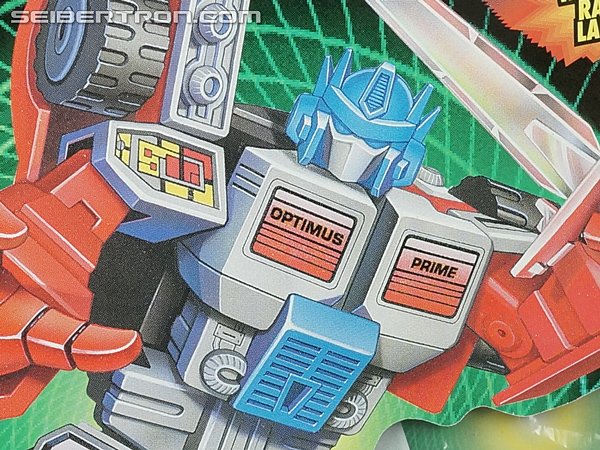 Transformers Generation 2 Laser Optimus Prime (Battle Convoy) (Image #4 of 123)