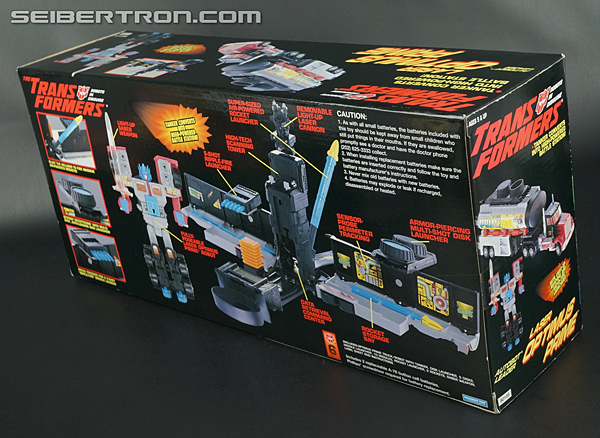 Transformers Generation 2 Laser Optimus Prime (Battle Convoy) (Image #8 of 123)