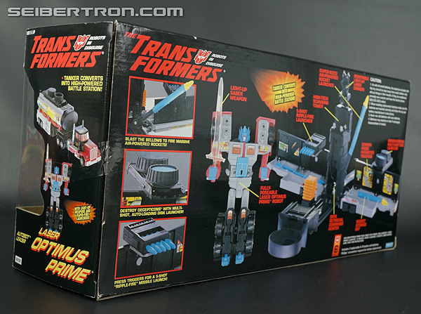 Transformers Generation 2 Laser Optimus Prime (Battle Convoy) (Image #14 of 123)