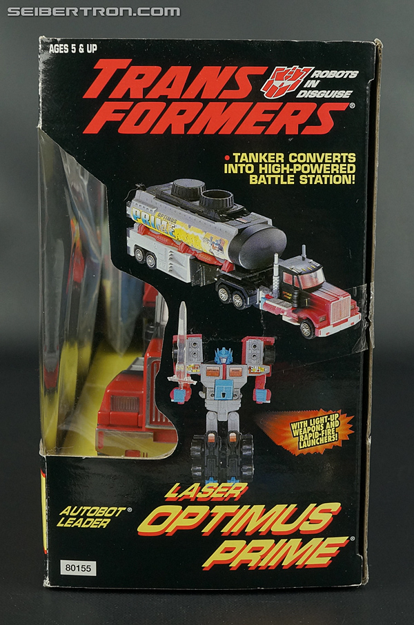 Transformers Generation 2 Laser Optimus Prime (Battle Convoy) (Image #15 of 123)