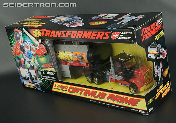 Transformers Generation 2 Laser Optimus Prime (Battle Convoy) (Image #17 of 123)