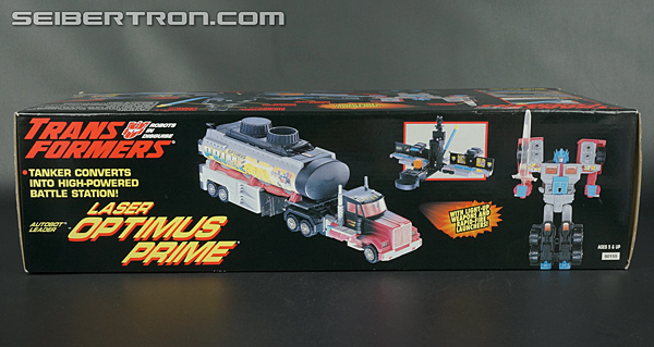Transformers Generation 2 Laser Optimus Prime (Battle Convoy) (Image #18 of 123)