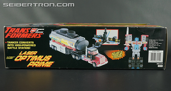 Transformers Generation 2 Laser Optimus Prime (Battle Convoy) (Image #19 of 123)