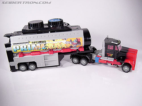 Transformers Generation 2 Laser Optimus Prime (Battle Convoy) (Image #25 of 123)