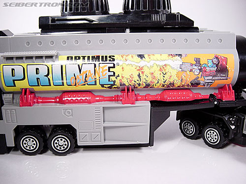 Transformers Generation 2 Laser Optimus Prime (Battle Convoy) (Image #26 of 123)