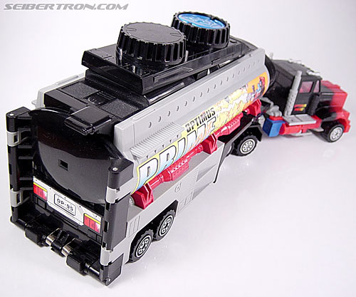 Transformers Generation 2 Laser Optimus Prime (Battle Convoy) (Image #28 of 123)