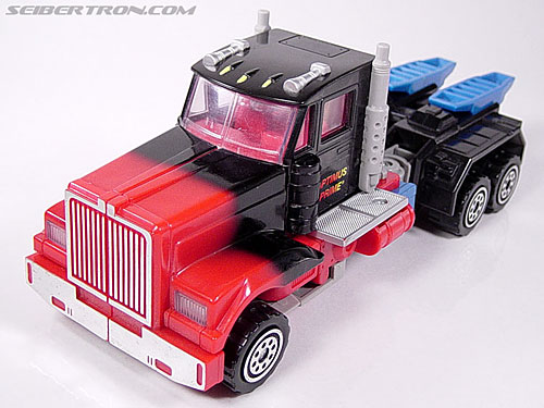 Transformers Generation 2 Laser Optimus Prime (Battle Convoy) (Image #37 of 123)