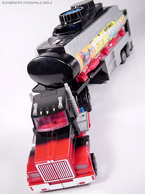 Transformers Generation 2 Laser Optimus Prime (Battle Convoy) (Image #41 of 123)