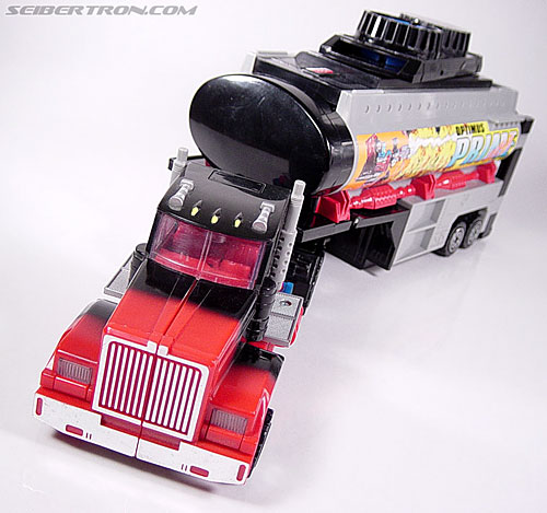 Transformers Generation 2 Laser Optimus Prime (Battle Convoy) (Image #42 of 123)