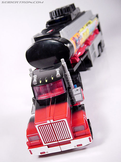 Transformers Generation 2 Laser Optimus Prime (Battle Convoy) (Image #43 of 123)