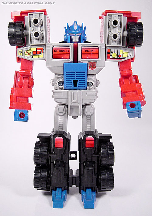 Transformers Generation 2 Laser Optimus Prime (Battle Convoy) (Image #45 of 123)