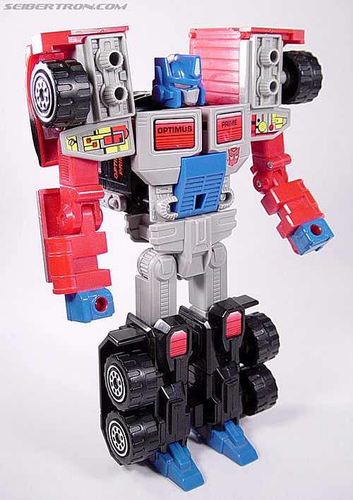 Transformers Generation 2 Laser Optimus Prime (Battle Convoy) (Image #48 of 123)