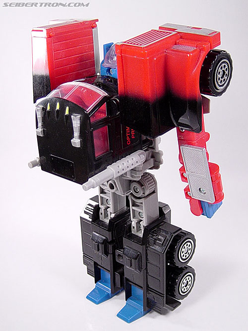 Transformers Generation 2 Laser Optimus Prime (Battle Convoy) (Image #50 of 123)