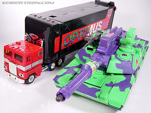 Transformers Generation 2 Megatron (Image #3 of 56)