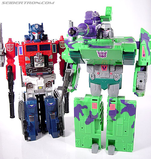 Transformers Generation 2 Megatron (Image #55 of 56)