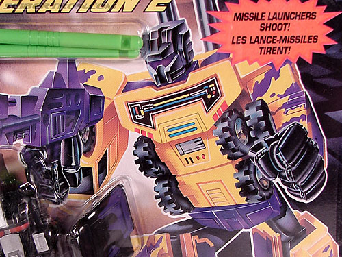 Transformers Generation 2 Onslaught (Image #4 of 110)