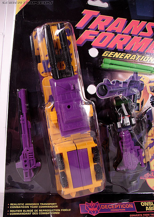 Transformers Generation 2 Onslaught (Image #7 of 110)