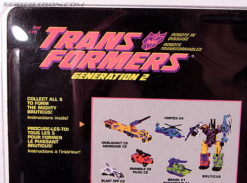 Transformers Generation 2 Onslaught (Image #12 of 110)