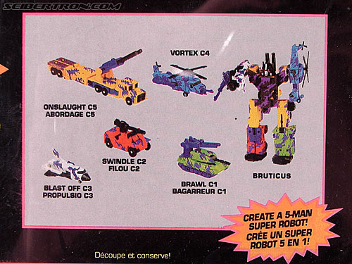 Transformers Generation 2 Onslaught (Image #13 of 110)