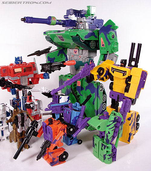 Transformers Generation 2 Onslaught (Image #108 of 110)