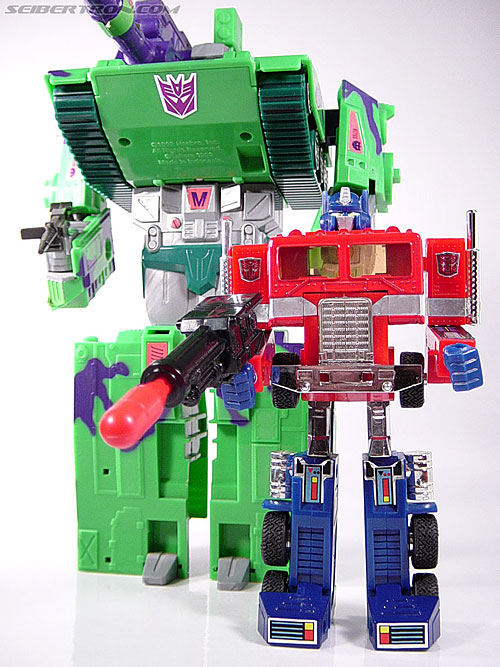 Transformers Generation 2 Optimus Prime (Convoy) (Image #72 of 72)
