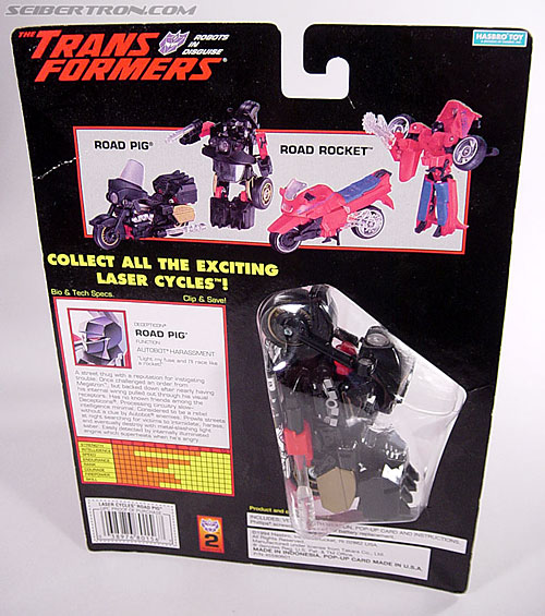 Transformers Generation 2 Road Pig (Image #5 of 60)
