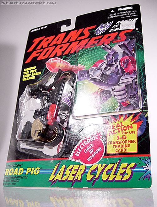 Transformers Generation 2 Road Pig (Image #9 of 60)