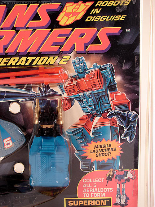 Transformers Generation 2 Silverbolt (Image #3 of 90)