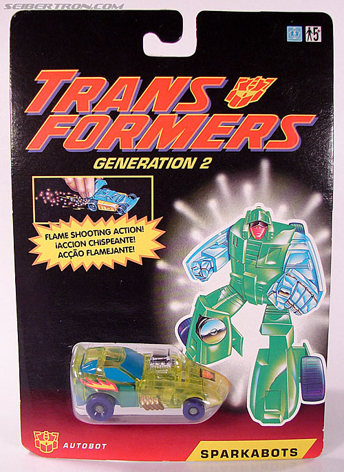 Transformers Generation 2 Sizzle (Image #1 of 50)