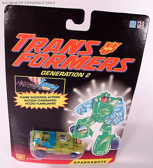 Transformers Generation 2 Sizzle (Image #5 of 50)