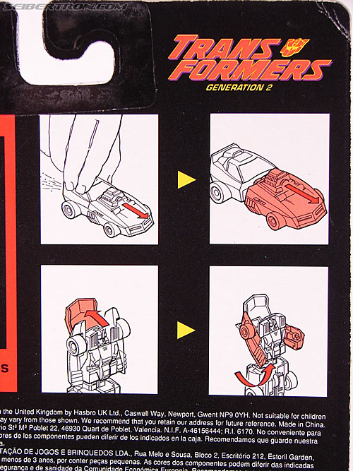 Transformers Generation 2 Sizzle (Image #8 of 50)
