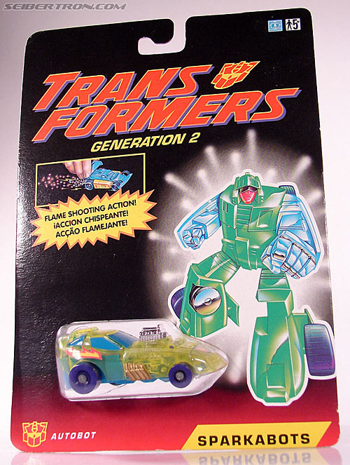 Transformers Generation 2 Sizzle (Image #10 of 50)