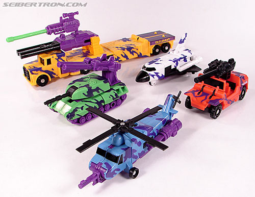 Transformers Generation 2 Vortex (Bolter) (Image #23 of 79)