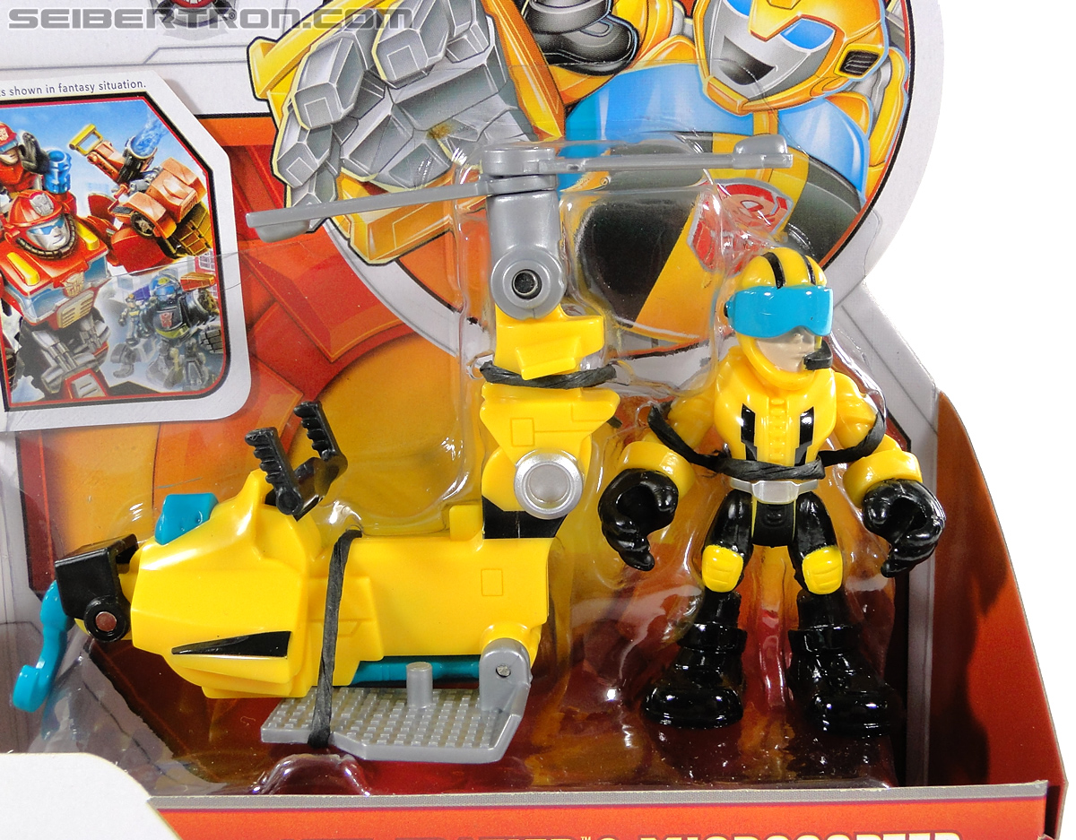 Transformers Rescue Bots Axel Frazier & Microcopter (Image #2 of 77)