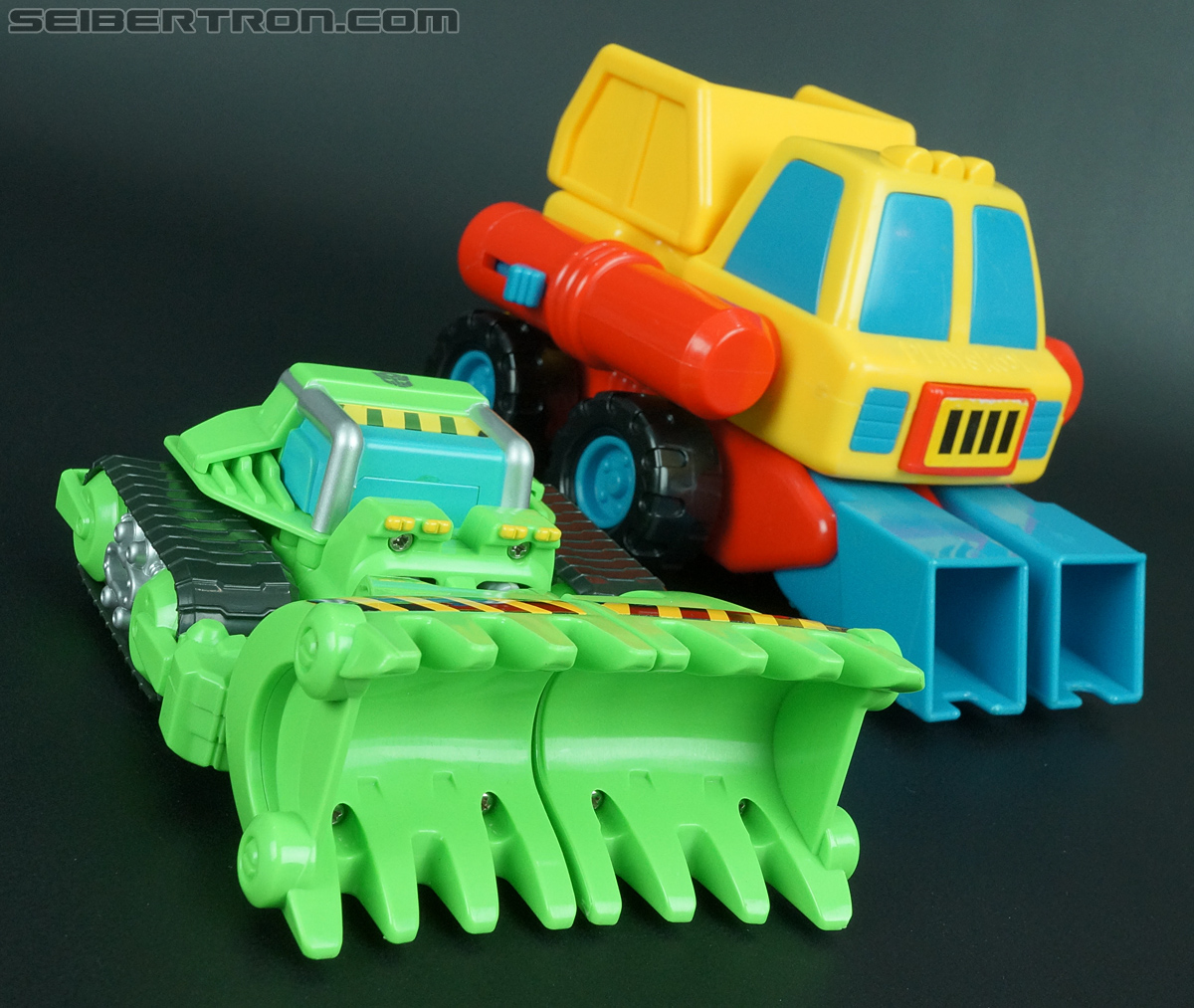 Transformers Rescue Bots Boulder the Construction-Bot (Image #38 of 119)