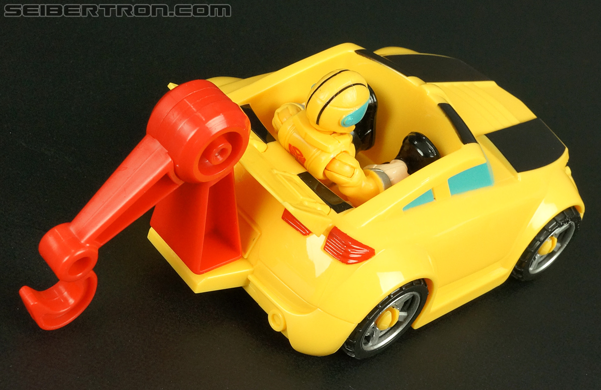 Transformers Rescue Bots Bumblebee (Bumblebee Rescue Garage) (Image #20 of 78)