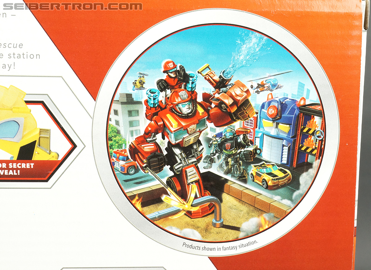Transformers Rescue Bots Bumblebee Rescue Garage (Image #16 of 80)