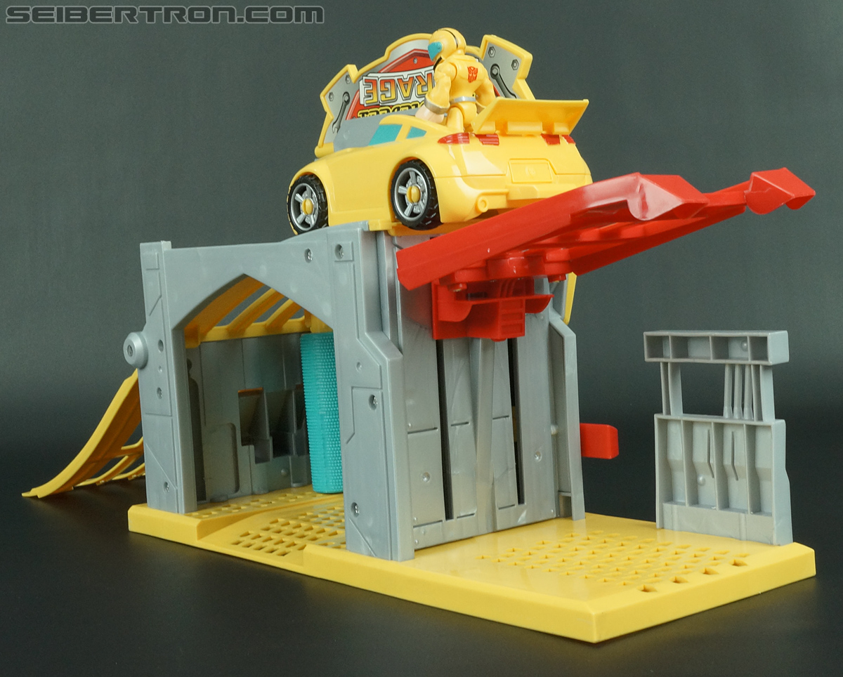 Transformers Rescue Bots Bumblebee Rescue Garage (Image #50 of 80)
