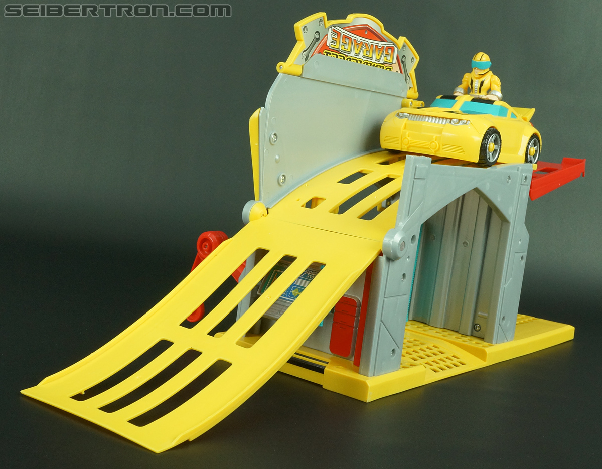 Transformers Rescue Bots Bumblebee Rescue Garage (Image #52 of 80)