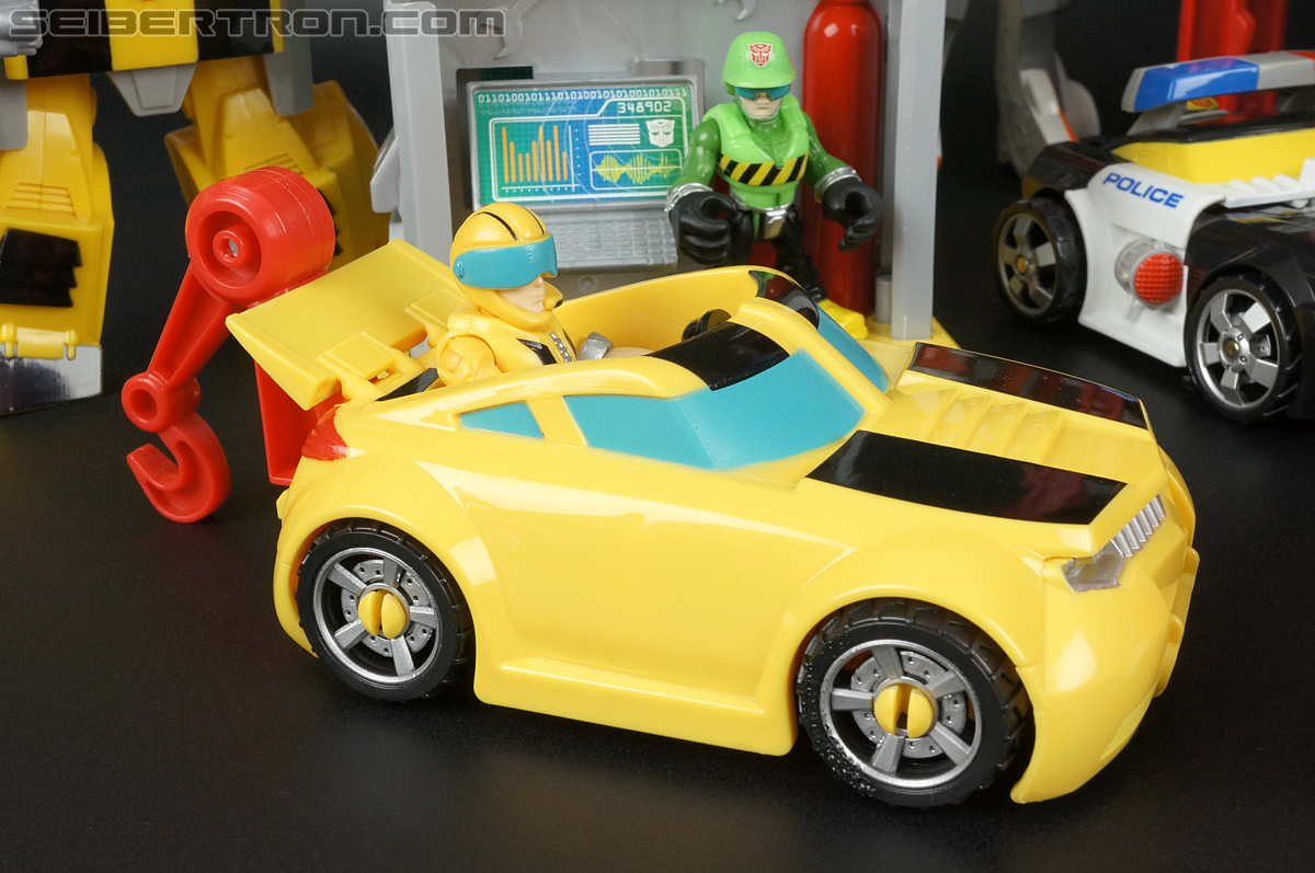Transformers Rescue Bots Bumblebee Rescue Garage (Image #71 of 80)