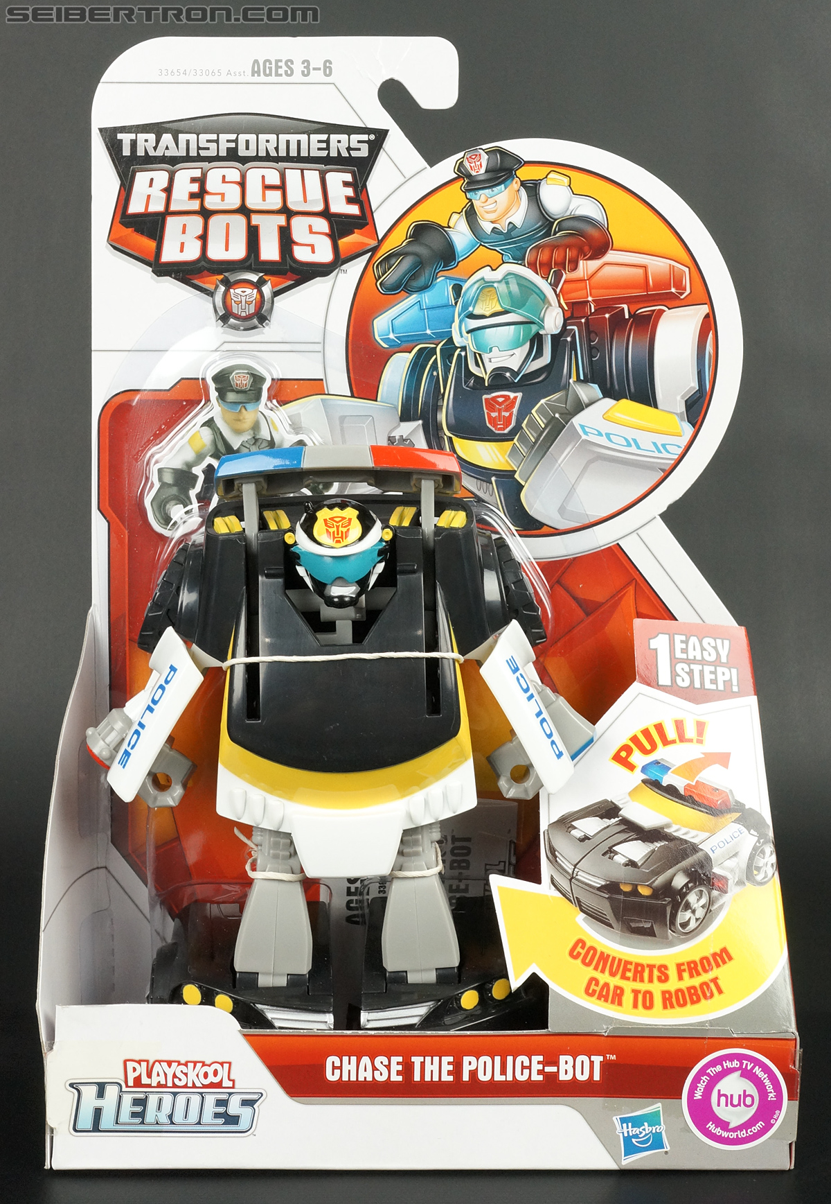 Transformers Rescue Bots Chase the Police-Bot (Image #1 of 97)