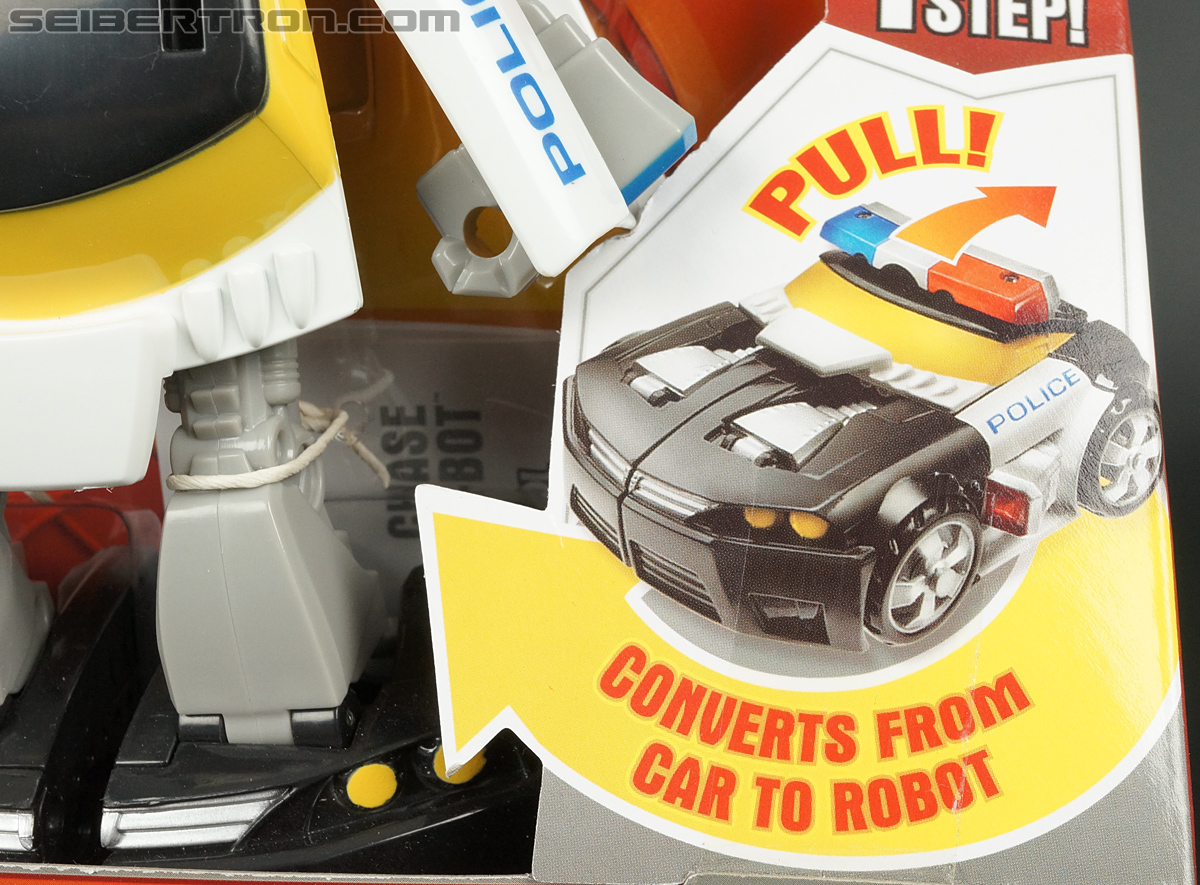 Transformers Rescue Bots Chase the Police-Bot (Image #4 of 97)