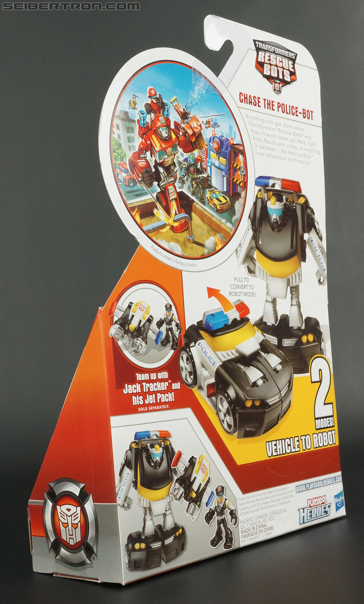 Transformers Rescue Bots Chase the Police-Bot (Image #12 of 97)
