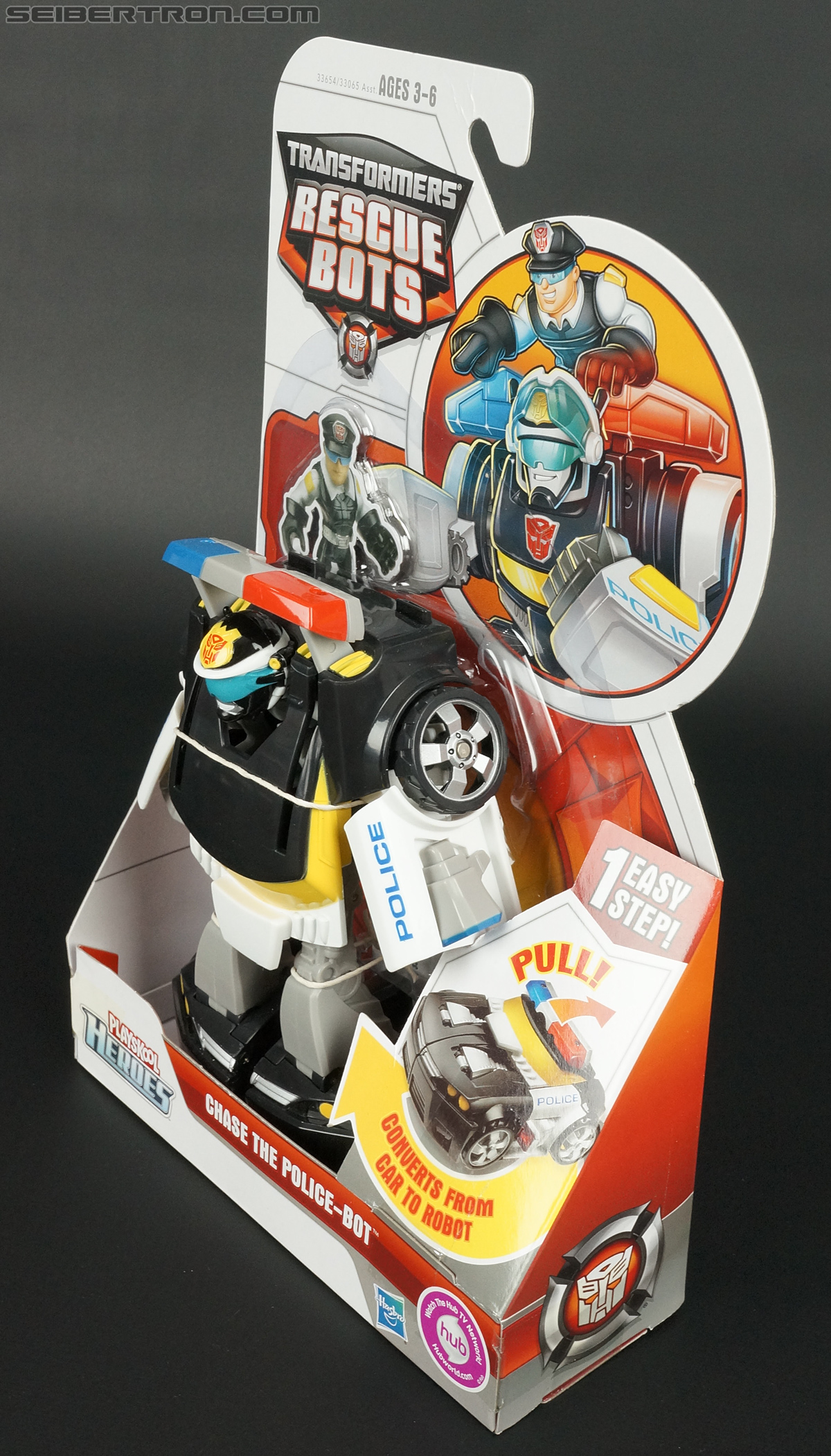 Transformers Rescue Bots Chase the Police-Bot (Image #14 of 97)