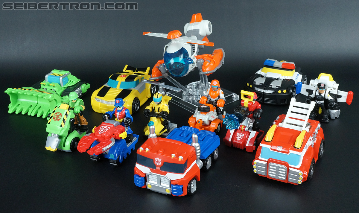 Transformers Rescue Bots Chase the Police-Bot (Image #38 of 97)