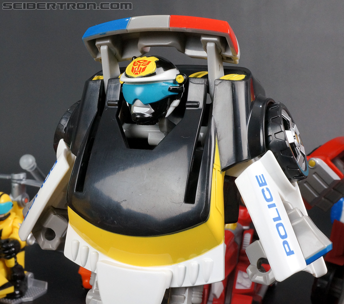 Transformers Rescue Bots Chase the Police-Bot (Image #96 of 97)