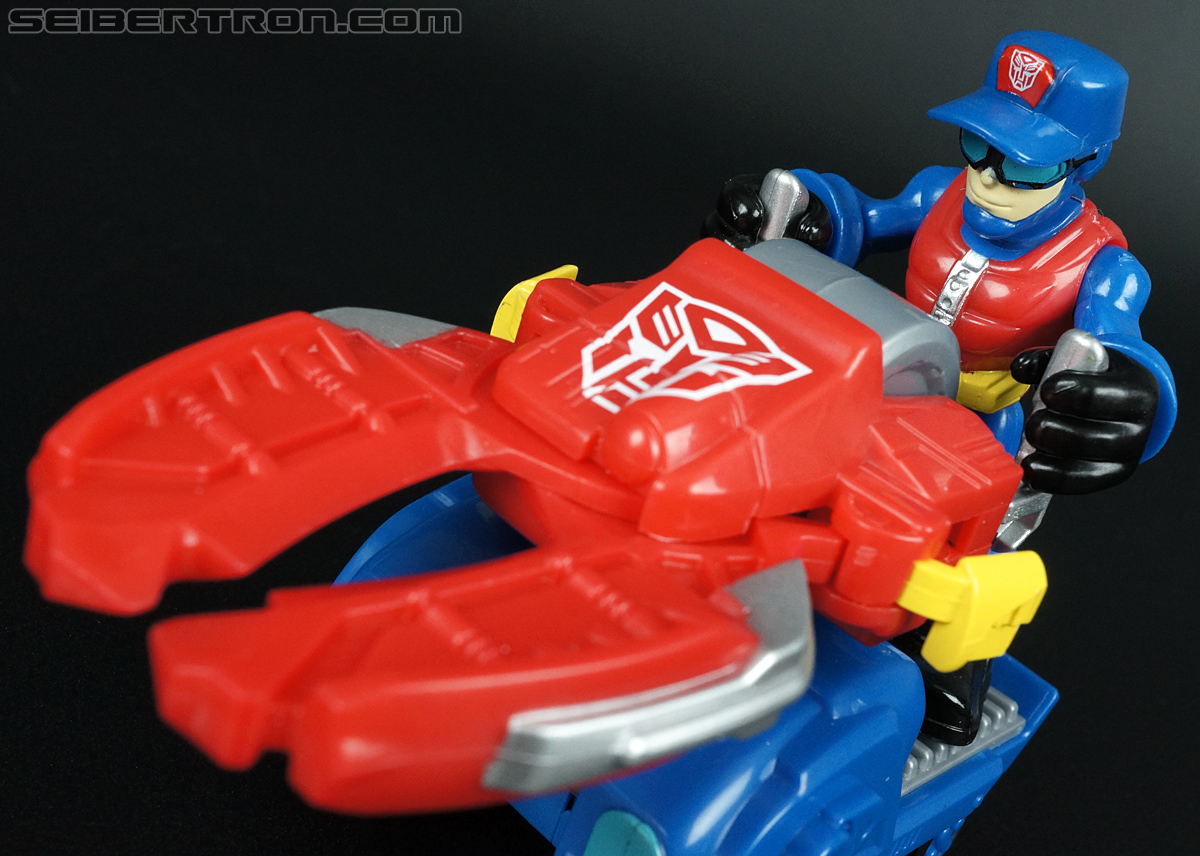 Transformers Rescue Bots Chief Charlie Burns & Rescue Cutter (Image #31 of 79)