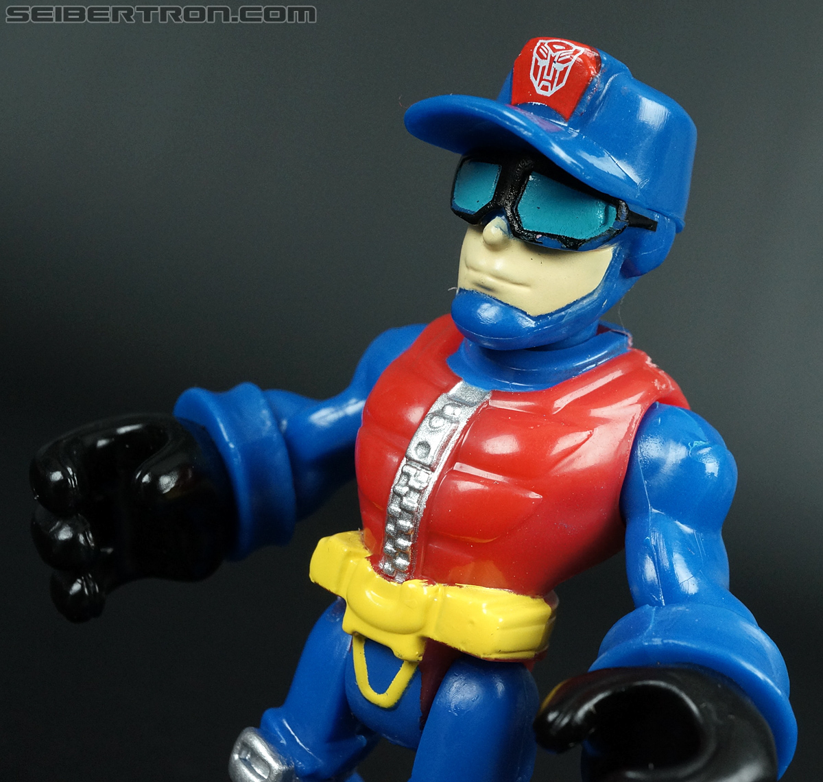 Transformers Rescue Bots Chief Charlie Burns & Rescue Cutter (Image #54 of 79)